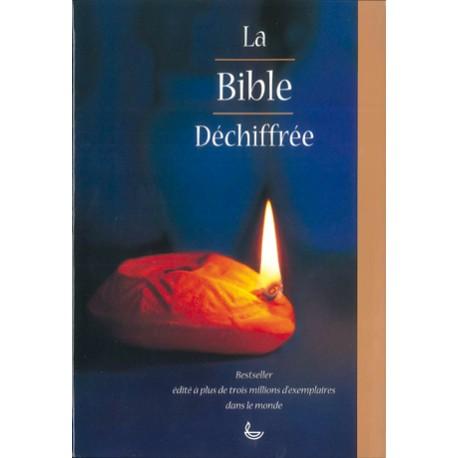 LA BIBLE DÉCHIFFRÉE 9158