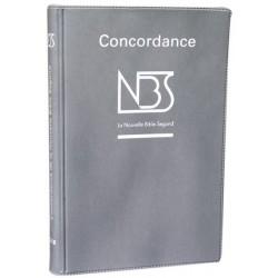 CONCORDANCE NOUVELLE BIBLE SEGOND (NBS) 7000