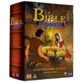LA BIBLE INTÉGRALE/DESSINS ANIMÉS 82123