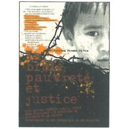BIBLE PAROLE DE VIE: PAUVRETÉ ET JUSTICE 1104