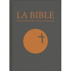 Traduction officielle liturgique de la Bible, relié,