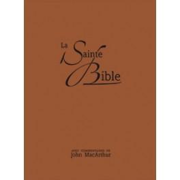 BIBLE NEG 1979 ( JOHN MACARTHUR ) SIMILI , ONGLETS 1427