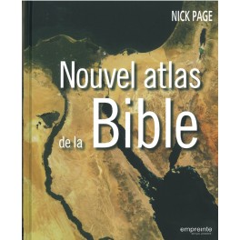 NOUVEL ATLAS DE LA BIBLE 7133