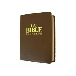 BIBLE D'ÉTUDE THOMPSON COLOMBE 1468