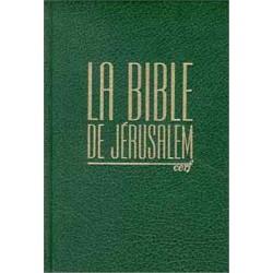 BIBLE DE JÉRUSALEM 1257