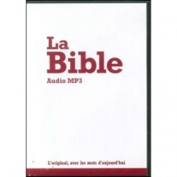 LA BIBLE AUDIO MP3 -8121
