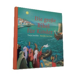 B.ALLE ENFANT DIE GROSSE BIBEL FÜR KINDE-9783438040701 -w120406