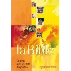 Bible Segond 21 avec CD Rom