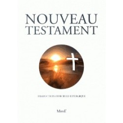 NOUVEAU TESTAMENT -TRADUCTION OFFICIELLE LITURGIQUE DE LA BIBLE -24801