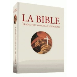 Traduction officielle liturgique de la Bible - format broché