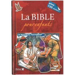 LA BIBLE POUR ENFANTS - NOUVEAU TESTAMENT -5378