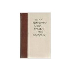 the NIV Interlinear Greek-English New Testament (MARSHALL)