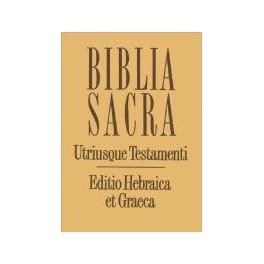 BIBLIA SACRA 1699
