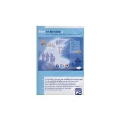 DVD BIBLE EN LUMIÈRE 2 - UNE CATÉCHÈSE POUR TOUS (NT) -81019