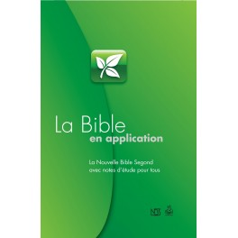 LA BIBLE EN APPLICATION -1481