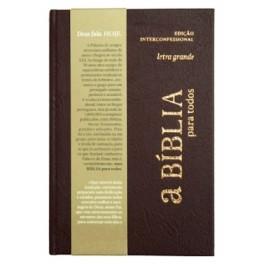 BIBLE PORTUGAIS + DC PARA TODOS GR. CAR -w652870