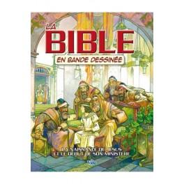 LA BIBLE EN BANDE DESSINÉE (VIDA) LA NAISSANCE DE JÉSUS -51253