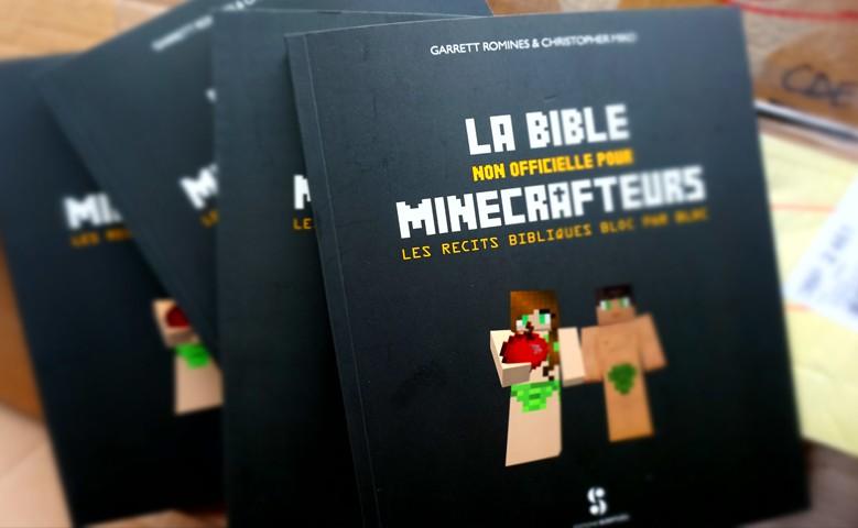 La Bible non-officielle pour Minecrafteurs